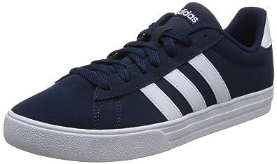 cbf16245d5a47 Amazon.com | adidas Sneaker DB0271 Daily Marino 40 Blue | Fitness & Cross -Training