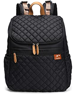 f5b34213c81 Water Resistant Quilted Design Baby Changing, Nappy, Diaper, Backpack Bag  with Integrated…
