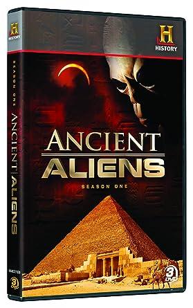 Amazon com: Ancient Aliens: Season 1: ANCIENT ALIENS: COMPLETE
