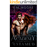 Untamed: A Rejected Mate Shifter Romance (Rejected Mate Academy Book 1)