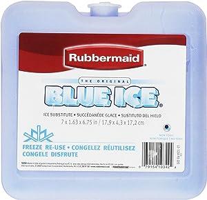 """Rubbermaid Blue Ice Brand Weekender Pack 7"""" x 1.63"""" x 6.75"""