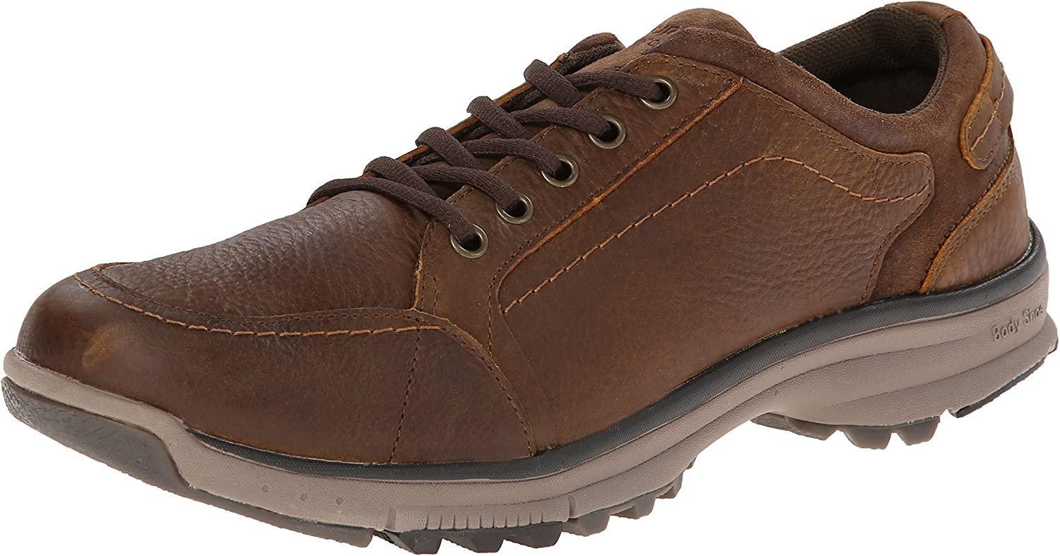 The Body Shoe Oxfords by HUSH PUPPIES Walking Shoes Brown