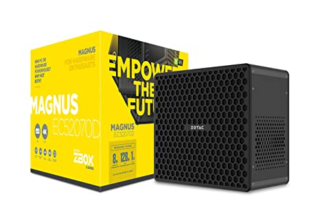 Amazon.com: ZOTAC Magnus EK3105T Gaming Mini PC GeForce GTX ...