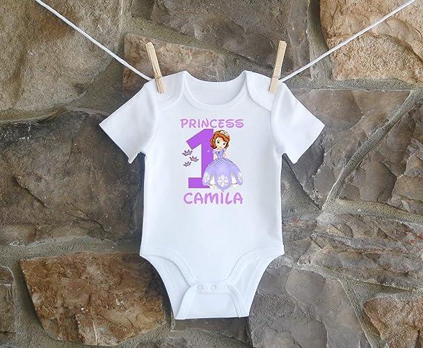 Amazon Princess Sophia Birthday Shirt