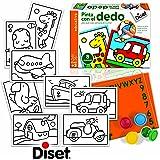 Diset 63632 - Pinta Con El Dedo