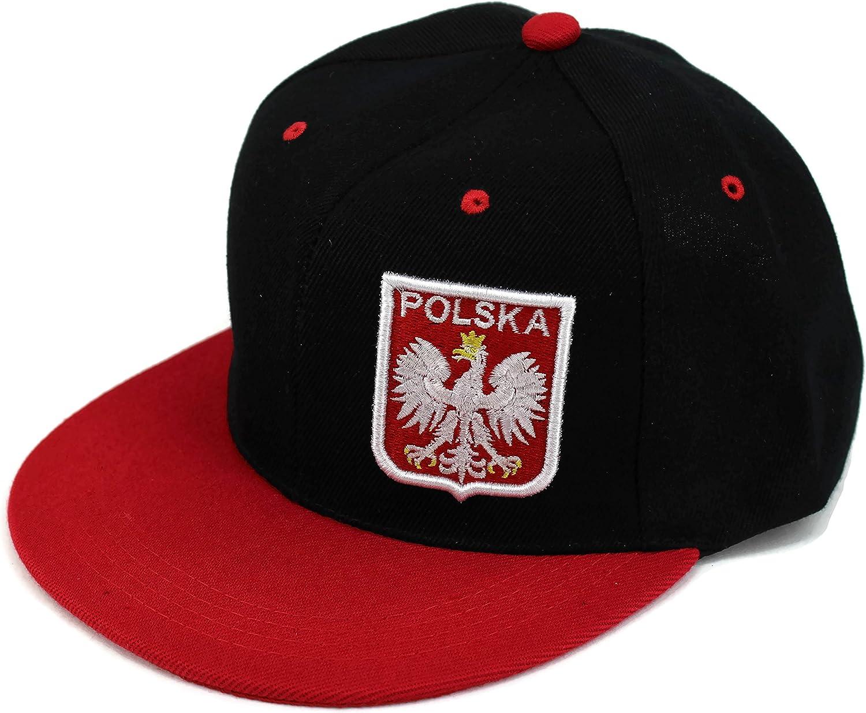 High End Hats Embroidered Adjustable Hip Hop Style Snapback Baseball Cap