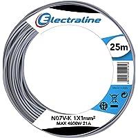 electroline 15062 - Cable N07V-K - 1X1 Mm.