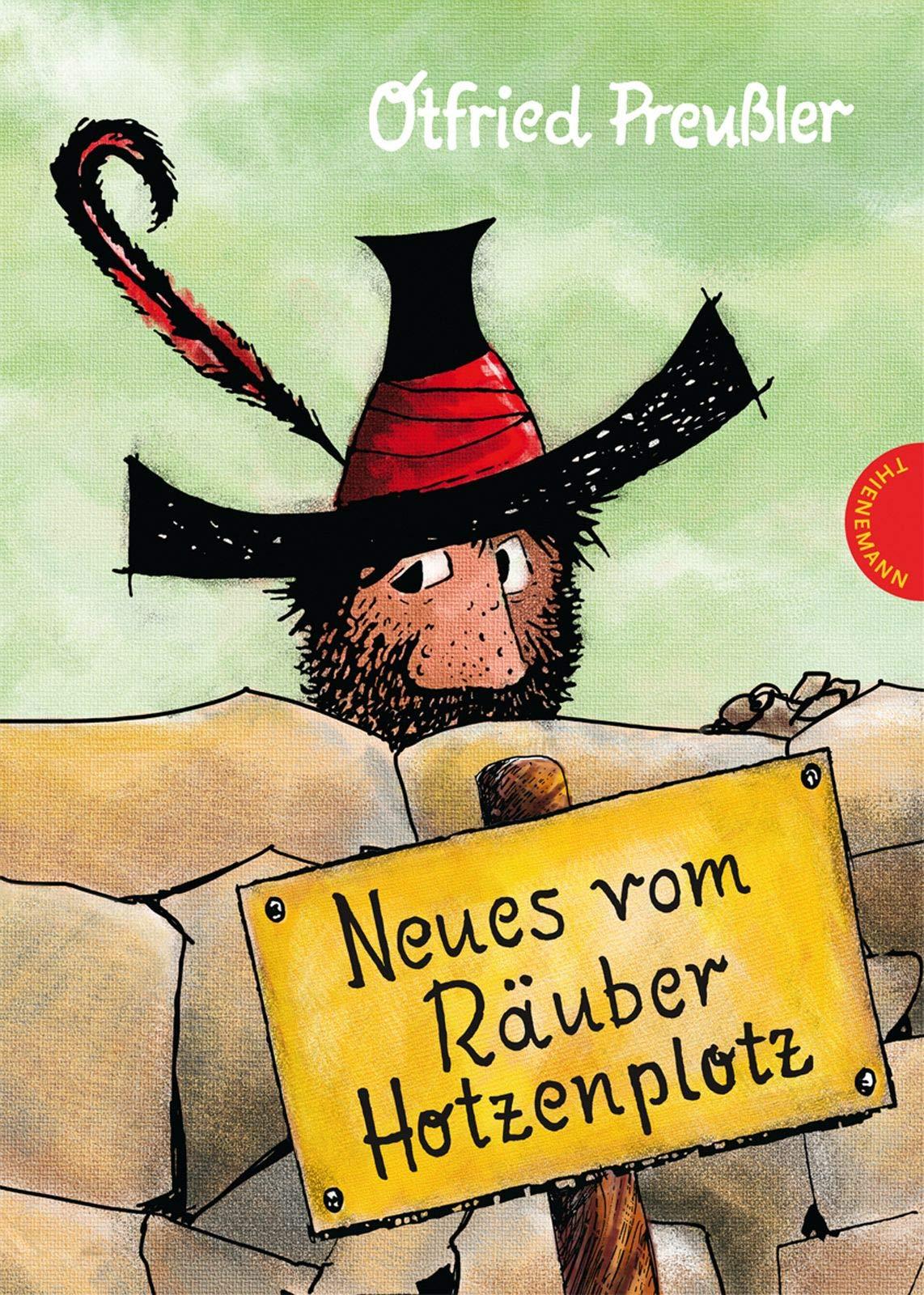 Neues Vom Räuber Hotzenplotz  Bd. 2 Koloriert   Der Räuber Hotzenplotz Band 2