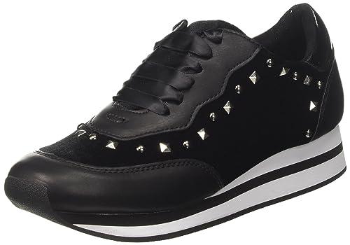North Star 5496293, Sneaker a Collo Basso Donna, Nero (Nero), 38 EU