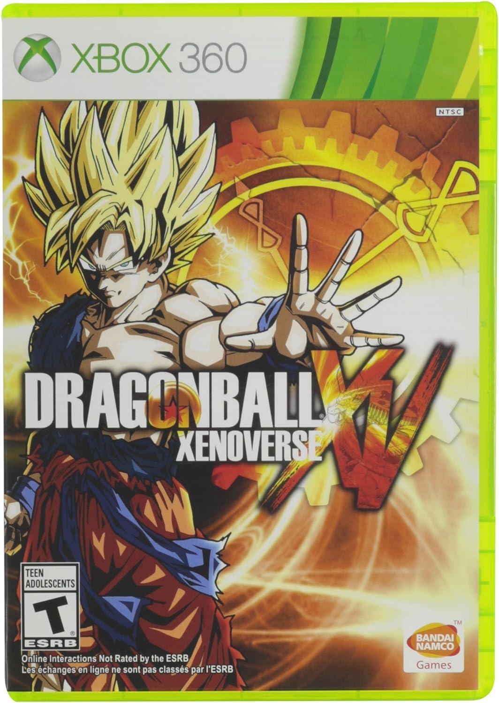 Bandai Xbox Game Wiring Diagrams Quad Opamp Tester Circuit Diagram Tradeoficcom Amazon Com Dragon Ball Xenoverse 360 Namco Games Rh 2018 One