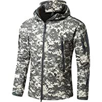 ChangNanJun Military Special Ops Soft Shell Tactical Jacket 25 Color XS-5XL