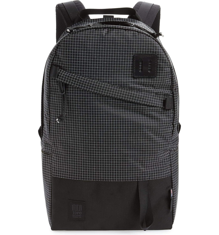 [トポデザイン] メンズ バックパックリュックサック Topo Designs Canvas & Leather Daypack [並行輸入品] B07RZZ9L2Z  One-Size