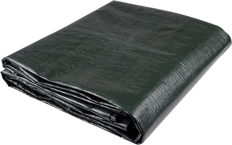 BOOTS bâche protection bâche bâches de couverture Bâche de tissu bâche 3x4m 140g//m² blanc