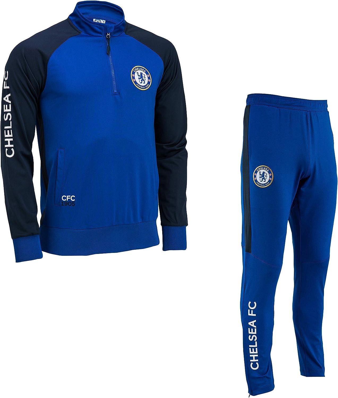 Chelsea FC Chándal Training fit Colección Oficial - Talla niño ...