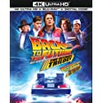 Back to the Future: The Ultimate Trilogy 4K Ultra HD + Blu-ray + Digital - 4K UHD