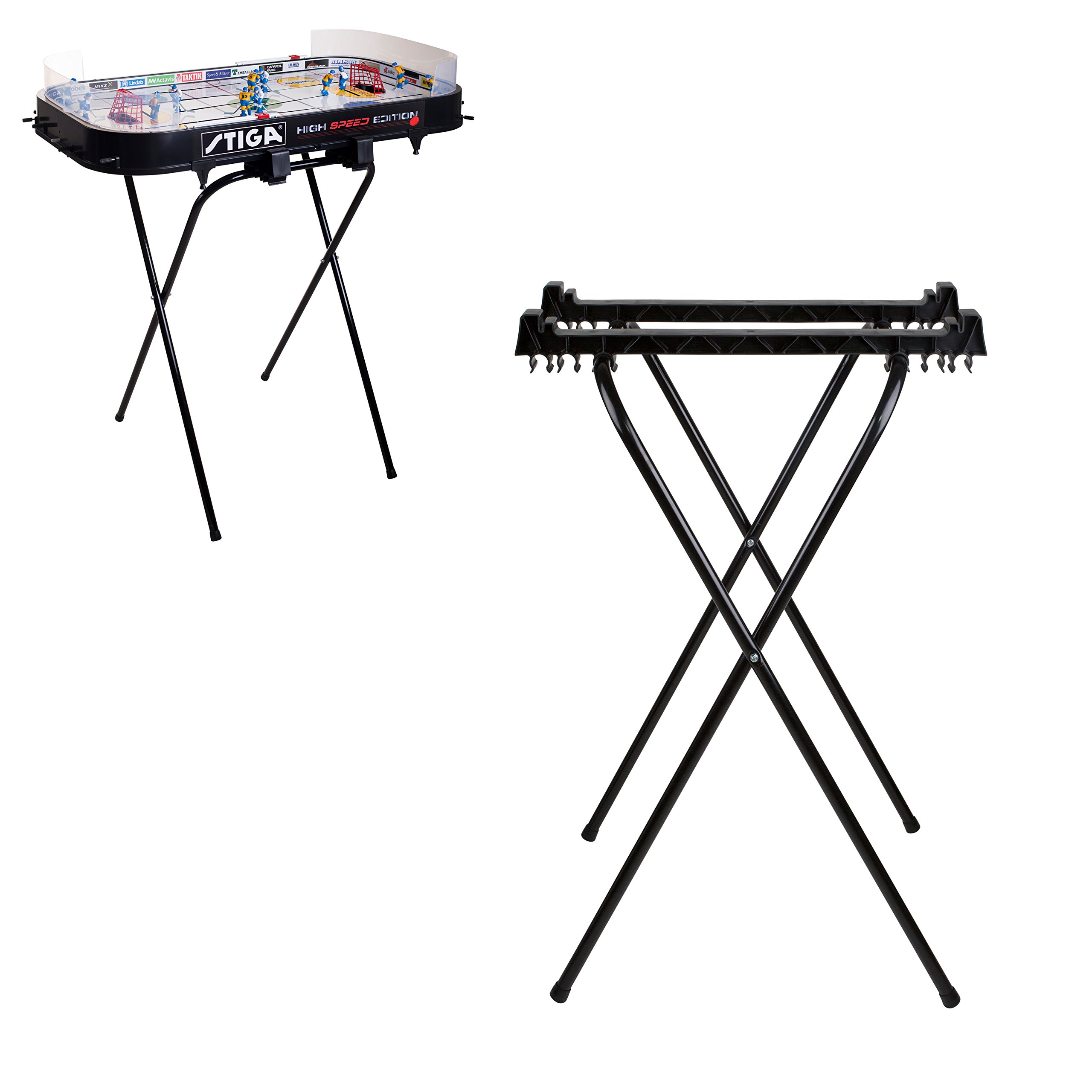 Stiga Table Hockey Foldable Game Stand