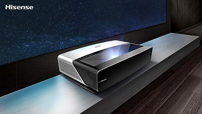 Video H80LSA - Proyector láser para Cine en casa: Amazon.es ...