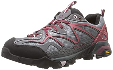 Merrell Women's Capra Sport Hiking Shoe, Turbulence, ...