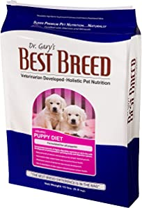 Best Breed Puppy Diet Made in USA [Natural Dry Puppy Food For Large Breed and Small Breed Puppies]