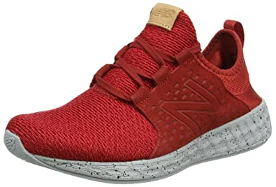 New Balance Mens MCRUZOR, RED, ...