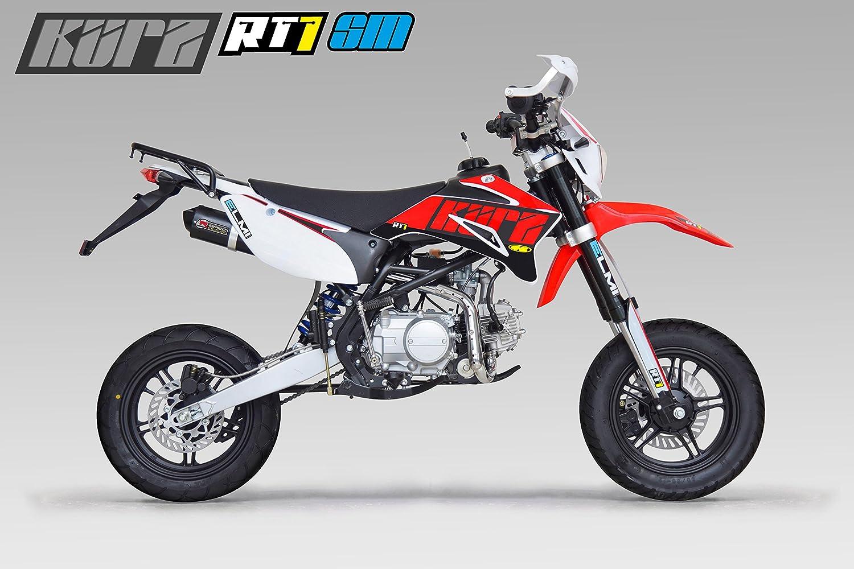 Kurz Rt1 125 Supermoto Pit Bike Dirt Bike Sports