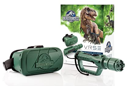 2a21e1bc5a Amazon.com  VRSE Jurassic World Virtual Reality Set  Toys   Games