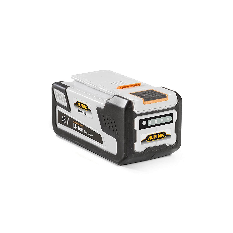 White Alpina BT 2048/Li bater/ía