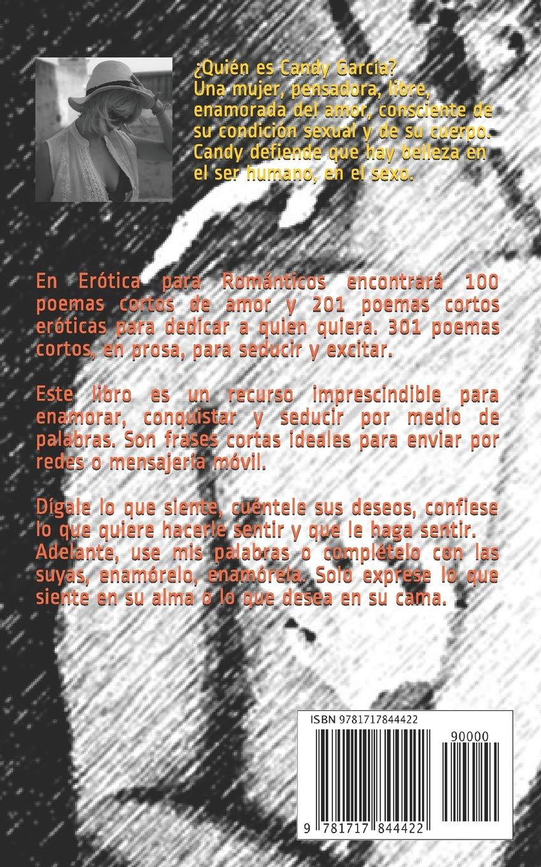 Buy Erótica Para Románticos 301 Poemas Cortos De Amor Y
