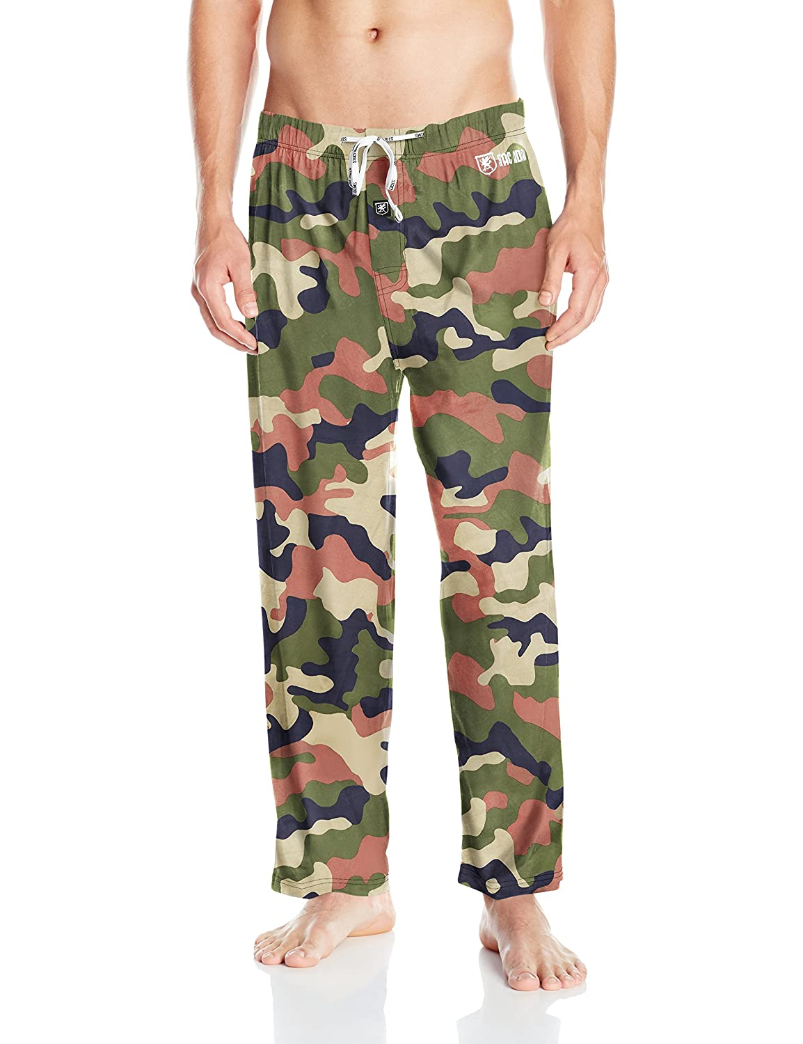 Stacy Adams Hombres Stacy Adams Mens Regular Sleep Pant Camo parte inferior de pijama : Amazon.es: Ropa y accesorios