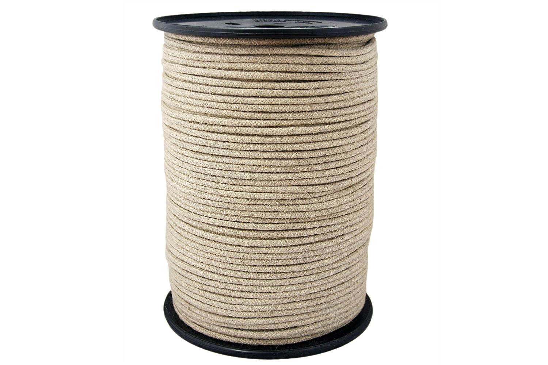 Corde Cordage en Chanvre 3mm 100m tress/é