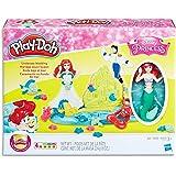 Play Doh - Disney Princess Ariel Undersea Wedding Playset inc 4 cans & acc - Ages 3+