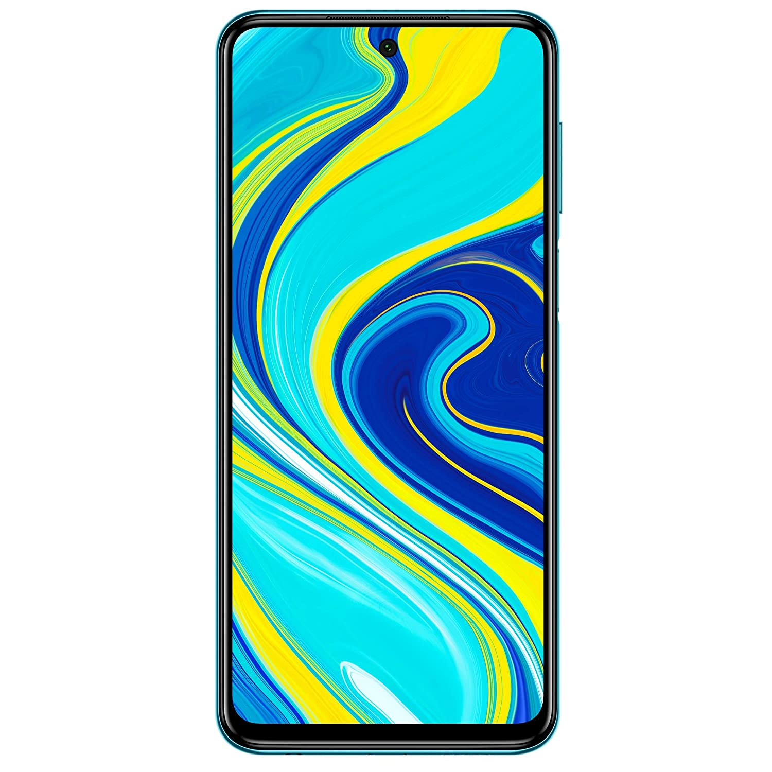 Redmi Note 9 Pro (Aurora Blue, 4GB RAM, 64GB Storage) - Latest 8nm Snapdragon 720G & Alexa Hands-Free | 6 Months No Cost EMI