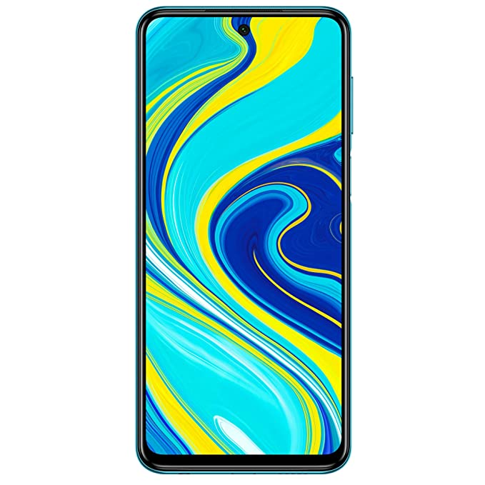 Redmi Note 9 Pro Aurora Blue 4gb Ram 64gb Storage Latest 8nm Snapdragon 720g Alexa Hands Free Upto 6 Months No Cost Emi Amazon In Electronics