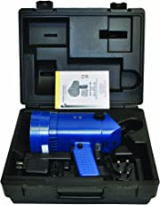 "Monarch Nova-Strobe DBL Kit Led Portable Stroboscope, with NIST Certificate of Calibration, 9"" L X 3.66"" W X 3.56"" H, Includes Carrying Case"