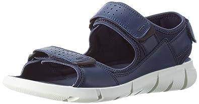 ECCO Herren Intrinsic Sandalen, Blau (58960true True Navy