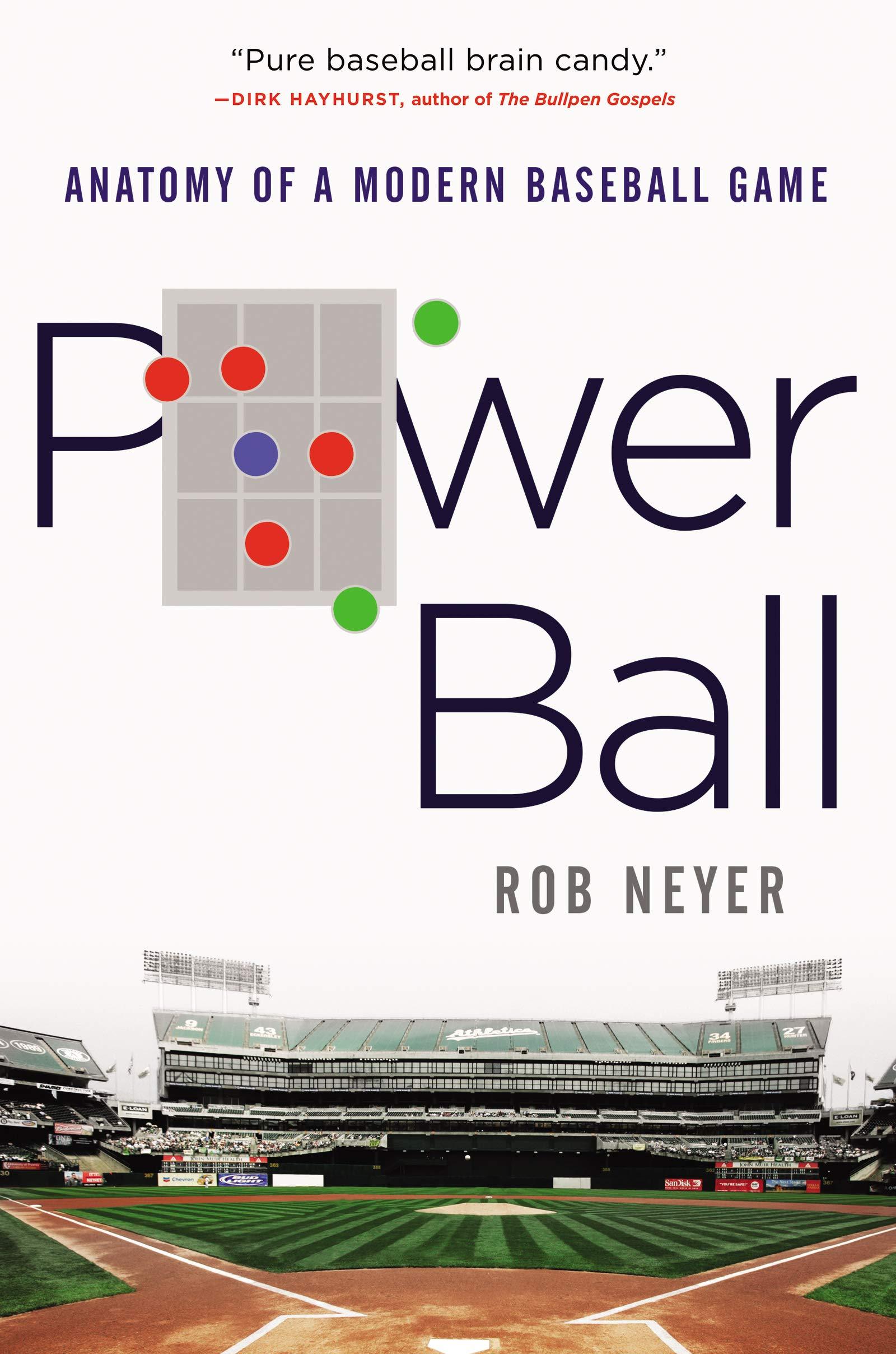 Power Ball Anatomy Of A Modern Baseball Game Rob Neyer