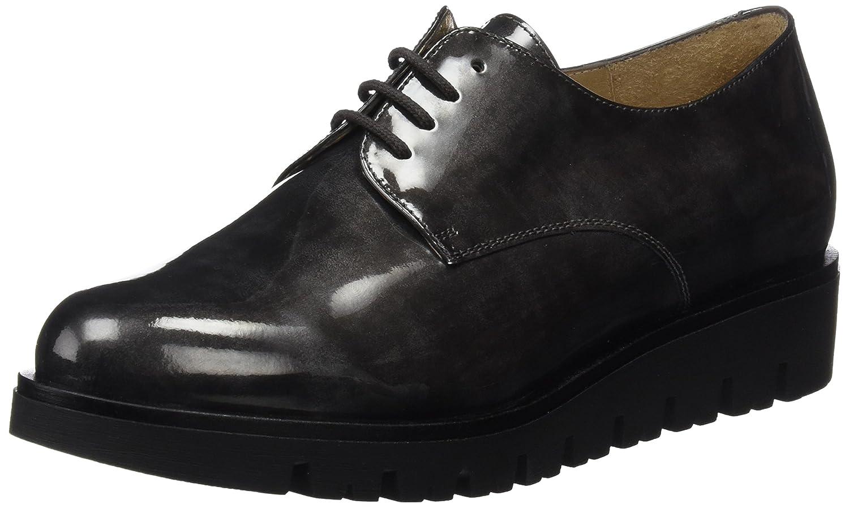 PieSanto 175701, Zapatos de Cordones Derby para Mujer 38 EU Gris (Grey)