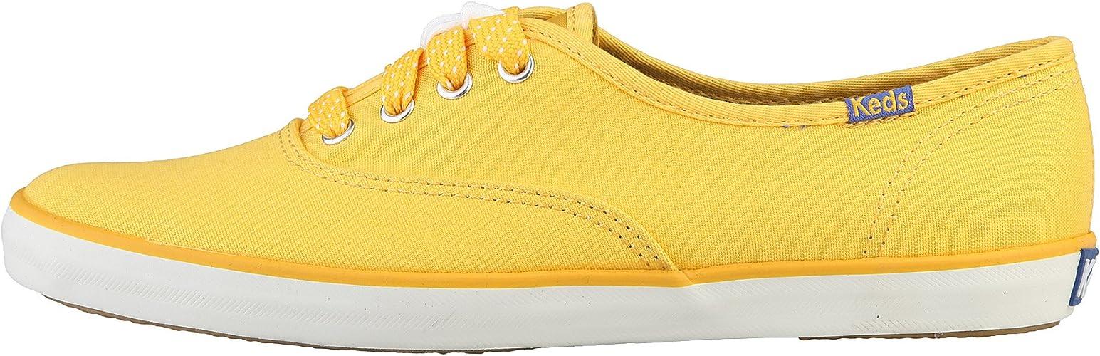 Keds Sneakers WF48112 Yellow - Woman