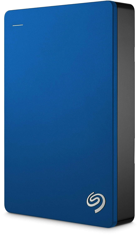 Seagate 4TB Backup Plus (Blue) USB 3.0 External Hard Drive
