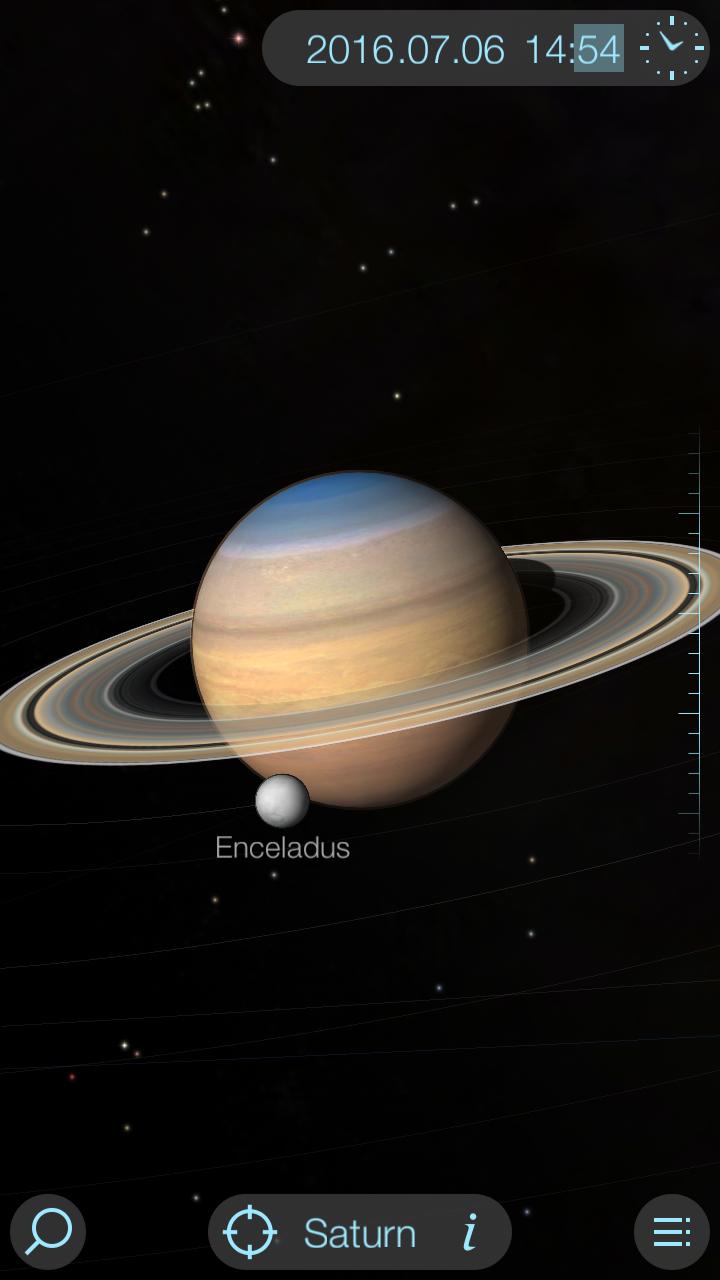 Solar Walk Planetario 3D - Un Modelo Del Sistema Solar