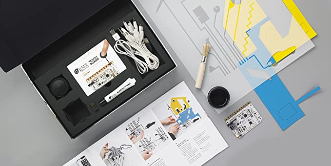 Bare Conductive Entwicklungsboard Touch Board Starter Kit