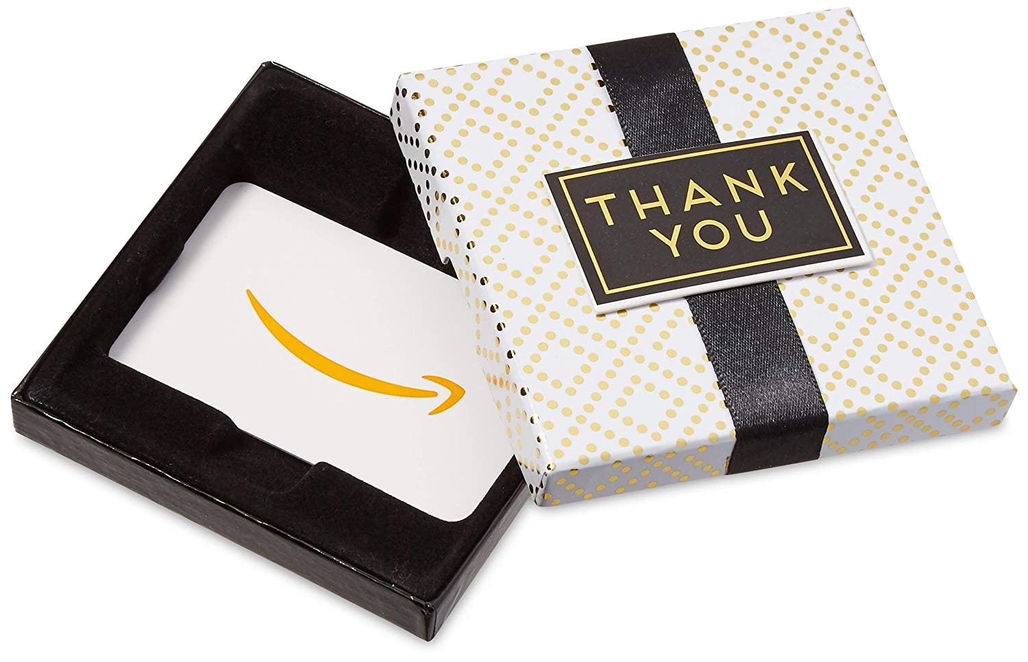 .com Gift Card in a Thank You Box VariableDenomination