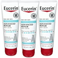 Eucerin Intensive Repair Extra Enriched Foot Creme Fragrance Free 3 oz (85 g)
