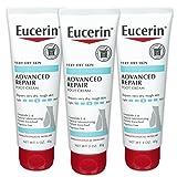 Eucerin Advanced Repair Foot Cream - Fragrance