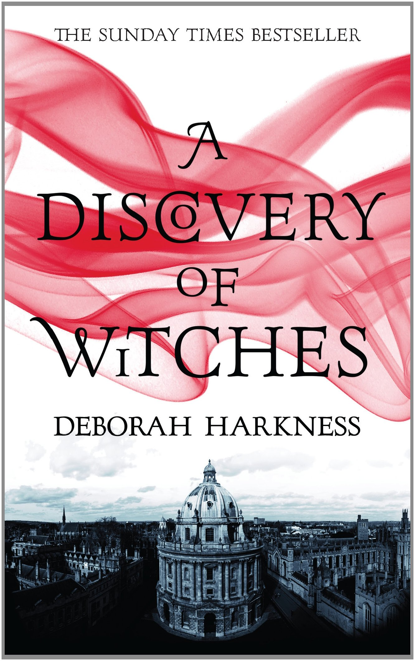 Image result for a discovery of witches book cover