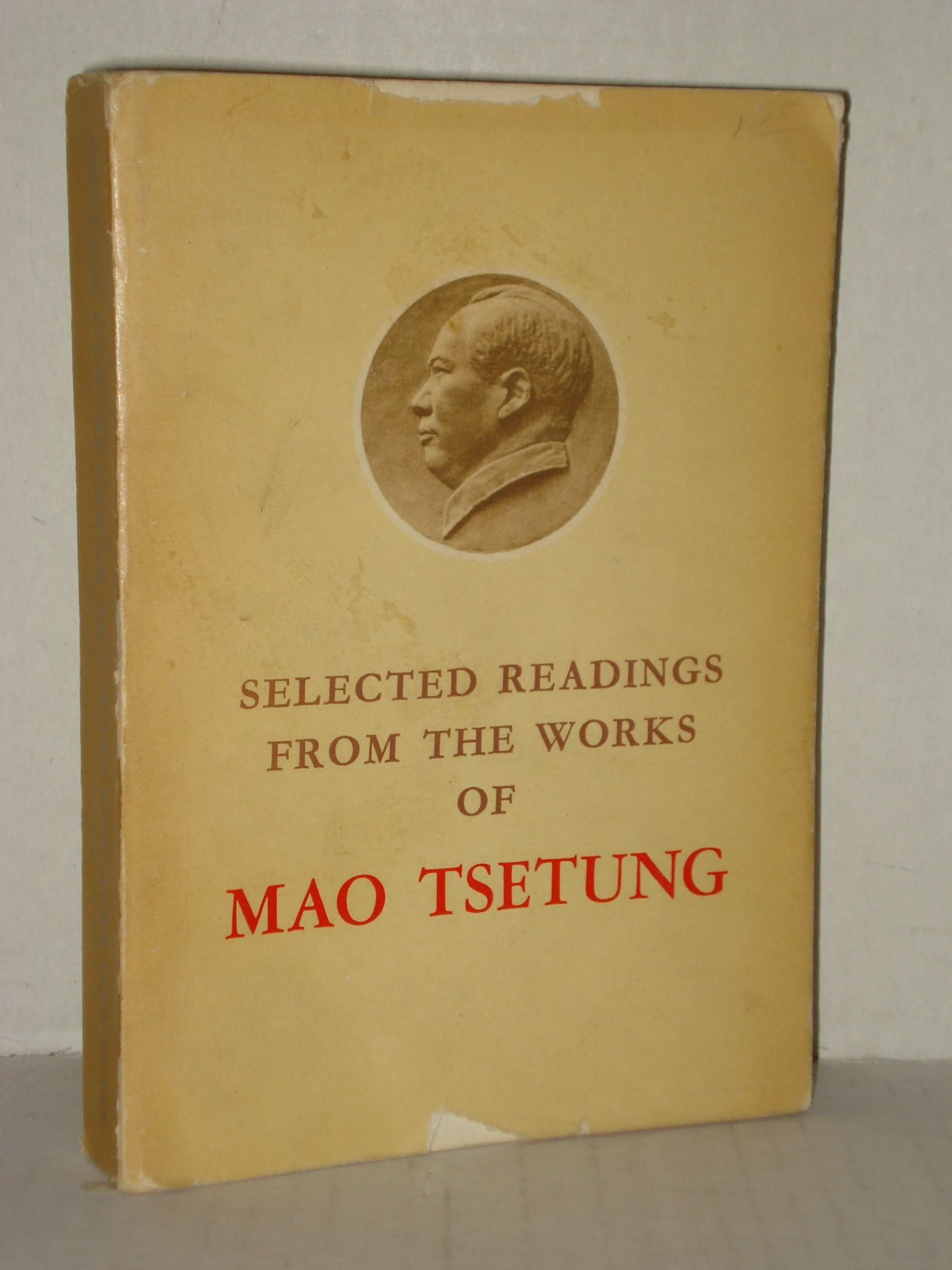 Selected Readings From The Works Of Mao Tse Tung Tu Baby Music Cellular Phone 9780835103244 Books
