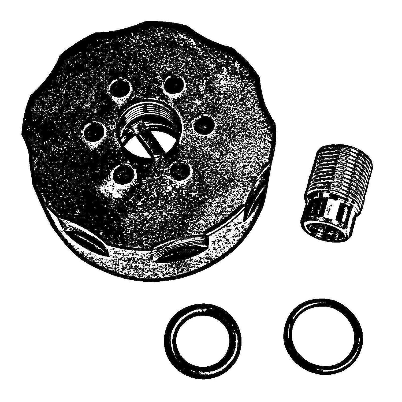 1972 Monte Carlo Trunk Lid Lock Bezel Emblem USA Made Trim Parts 1660