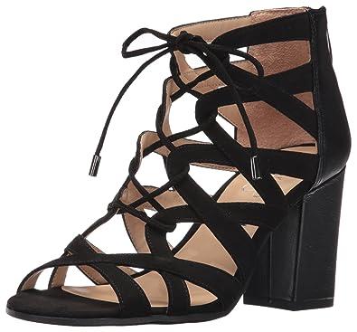 8fcf4eb7292b Franco Sarto Women s Meena Heeled Sandal