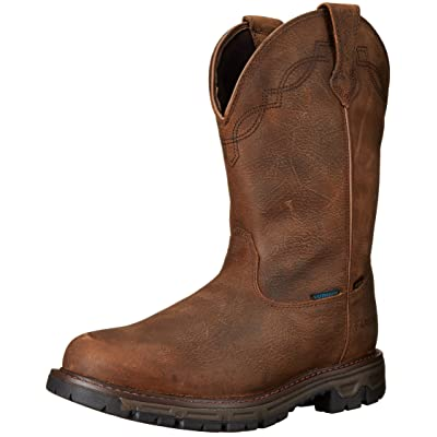 Ariat Men's Conquest Round Toe H2O 400g Western Cowboy Boot | Western