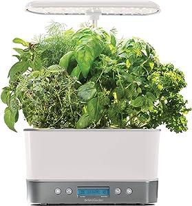 AeroGrow 901131-1200 Harvest Elite-White Indoor Garden